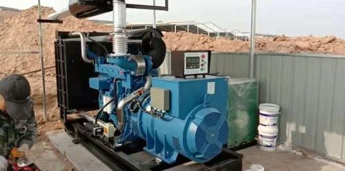 正邦集团新邱4PS繁殖项目一批玉柴柴油发电机组
