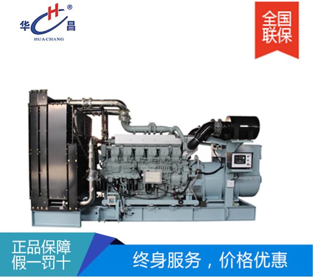 上海凌重发电机组