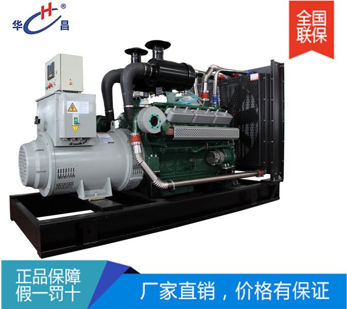 上海卡得城仕发电机组