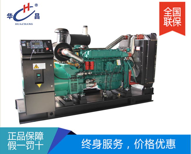 90KW柴油发电机组