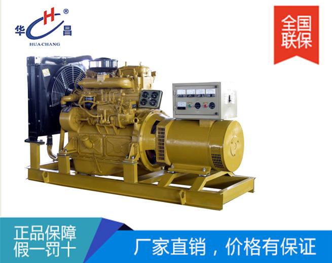 80KW柴油发电机组