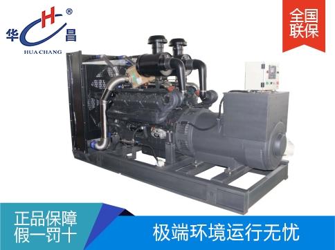 600KW上柴发电机组