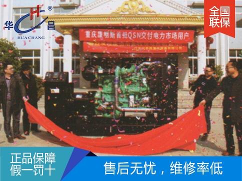 350千瓦重庆康明斯发电机组