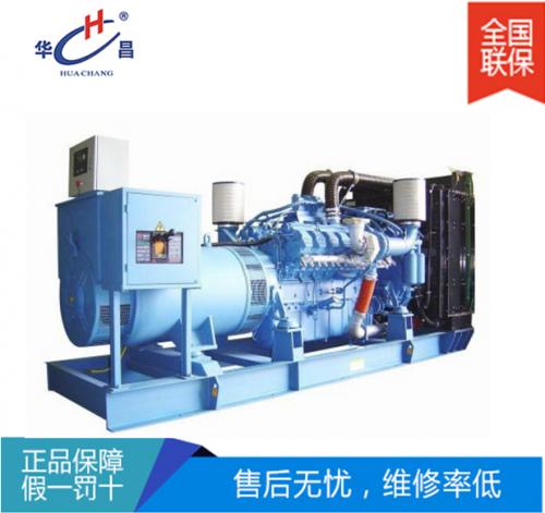 2000KW柴油发电机组