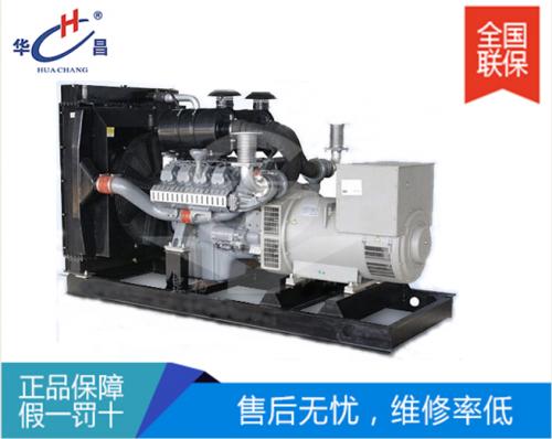 320KW柴油发电机组