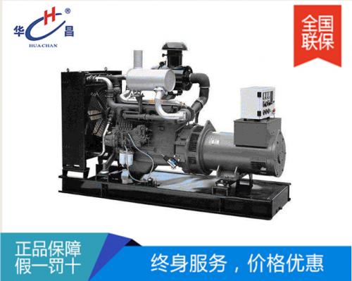 280KW柴油发电机组