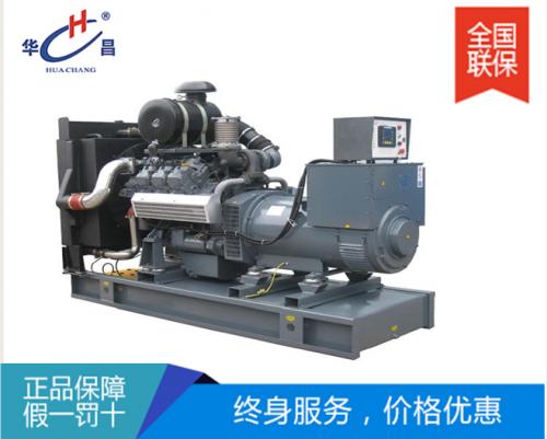 160KW柴油发电机组