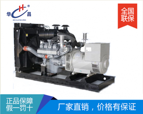 上海威曼发电机组