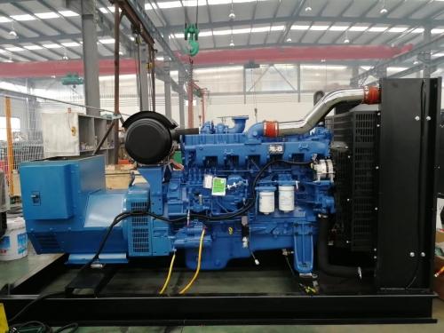 300千瓦玉柴发电机组