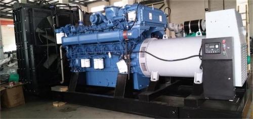 1500千瓦玉柴发电机组