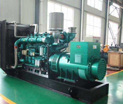 500千瓦玉柴发电机组