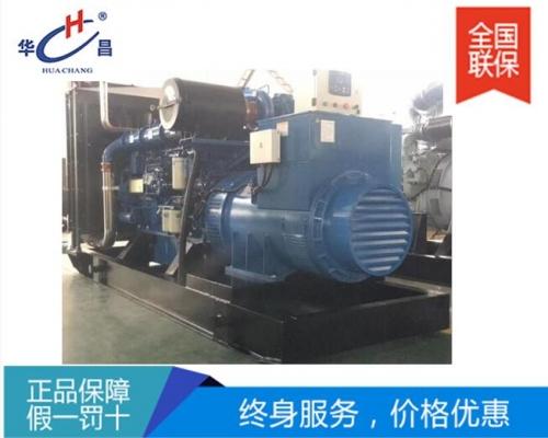 800千瓦玉柴发电机组
